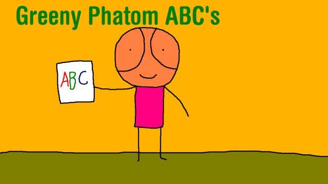 Greeny Phatom ABC's