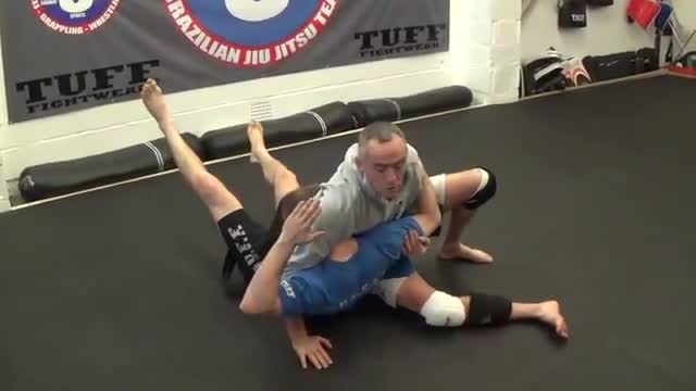 The Grovit Neck Crank >Crucifix Neck Crank >Double leg Takedown