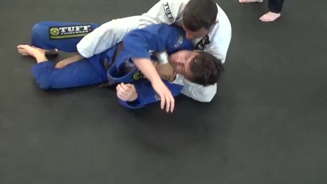 Turtle Position VS Seatbelt Grip Back Take