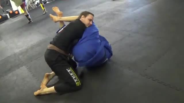 Armlock Stack Defence VS Spin Through Armlock