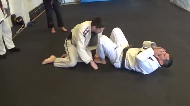 Double Under Pass Vs Hook Sweep Variation