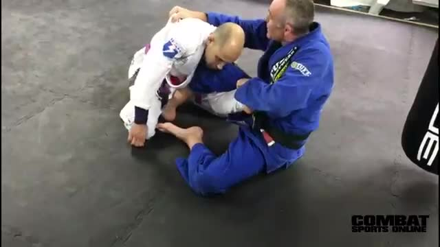 Closed Guard>Lasso>Butterfly Sweep>Armlock