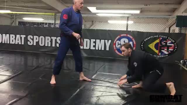 Low Single Leg Takedown