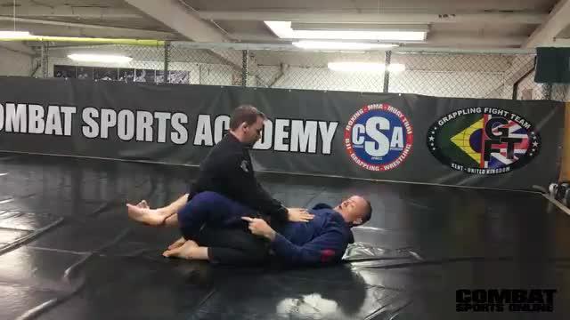 Breaking Posture Drill