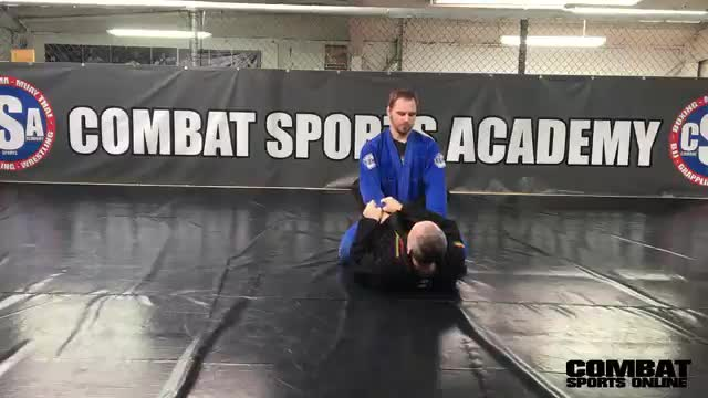 Closed Guard > Mount Position
