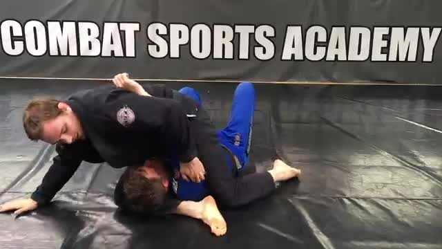 Side Control > Little Arm > Mounted Triangle