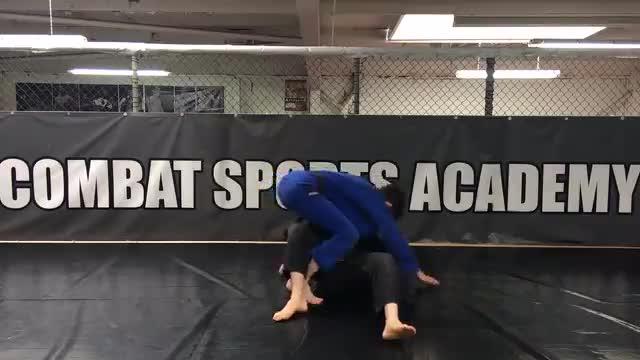 Belt Grab Guard Pull > Sweep