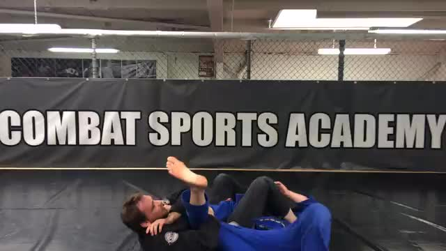 Canto Armbar From Standing