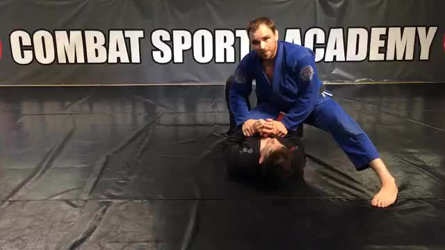 Side Control > Using Knee On Belly To Kill Escapes > KoB Transitions