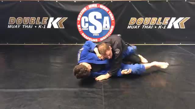 Leg Weave > Ride To Side Control