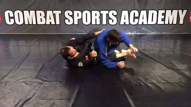 Closed Guard > Two On One Back Take > Two On One Sweep