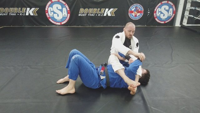 Armbar Grip Breaks And Finishing Details