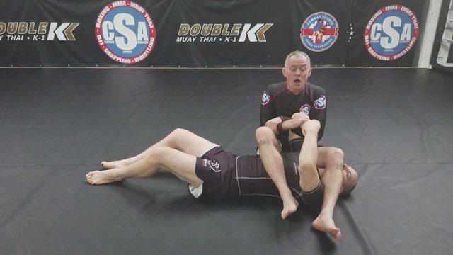 Back Control To Armbar > Triangle Vs Armbar Grip > Back Take Vs Armbar Grip