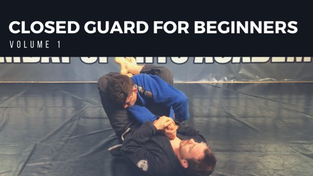 Closed Guard For Beginners