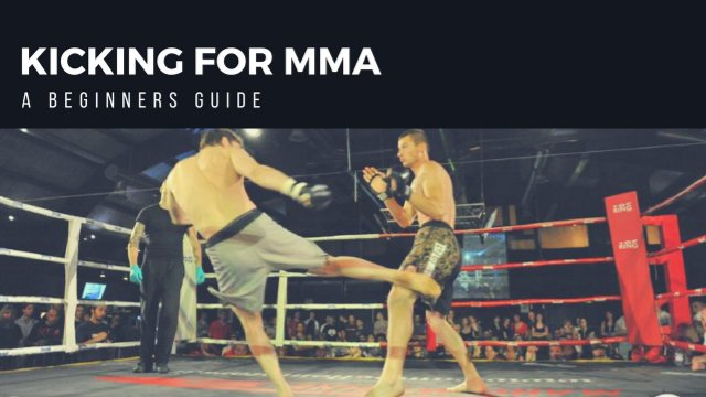 Kicking For MMA - A Beginners Guide