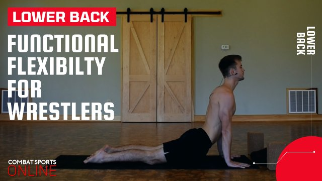 Functional Flexibility - Lower Back