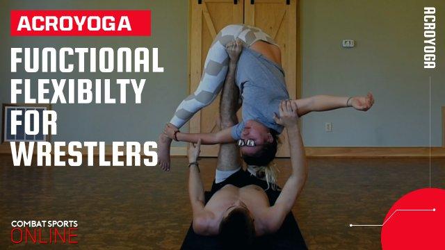 Functional Flexibility - Acroyoga