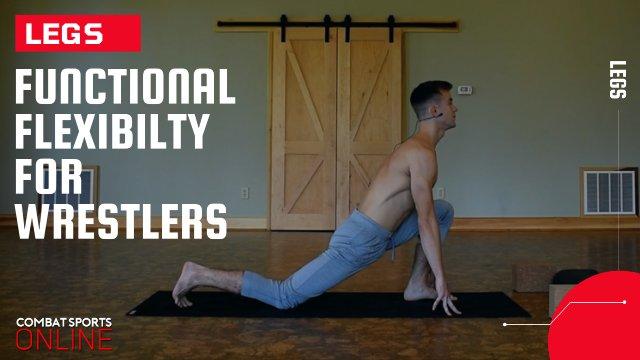 Functional Flexibility - Legs