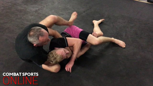 Double Gift Wrap Triangle/Armbar