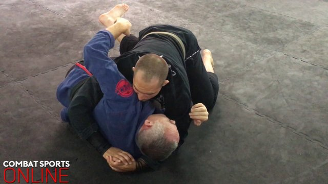 Half Guard Frame Recovery Vs Underhook & Head Control