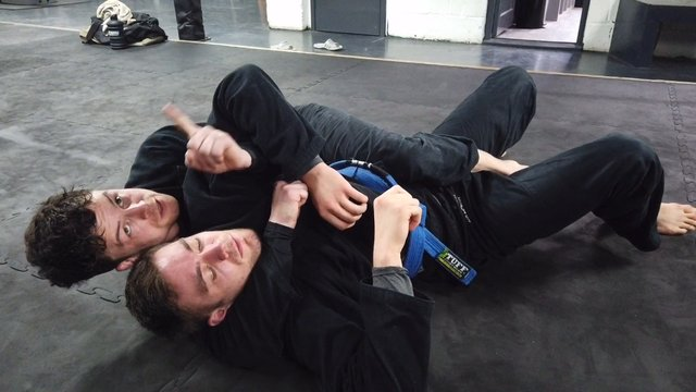 Back Take Vs Turtle And Back Control Retention Drill > Correct RNC Application