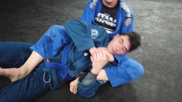 Finishing The Choke From The Back
