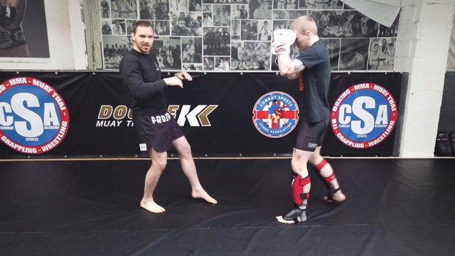 Backshift Punching > Strike Selection Vs Takedowns
