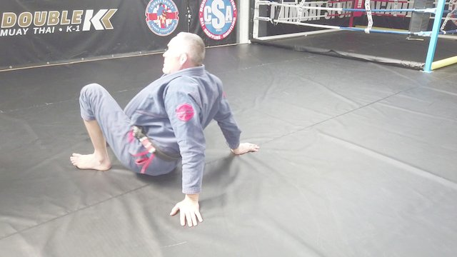 Closed Guard Sweeps And Back Attacks