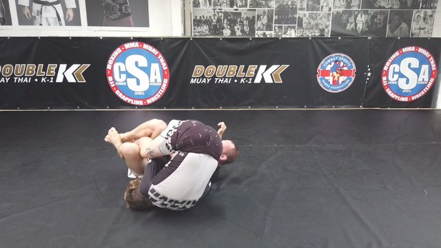 Kimura Trap Vs Half Guard Underhook