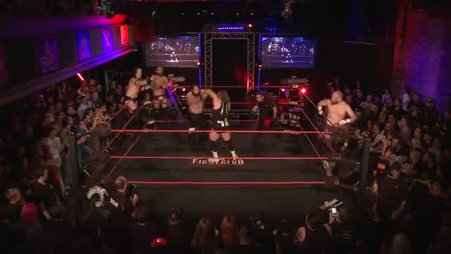 ICW Français - Fight Club 004