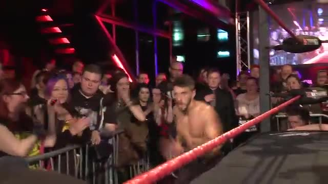 ICW Français - Fight Club 007
