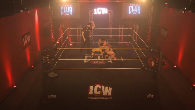 ICW Fight Club #167 - 10th April 2021