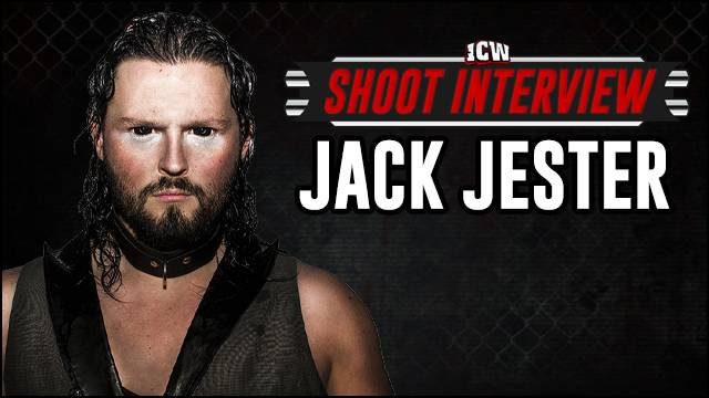 ICW Shoot Interview - Jack Jester - 29th October 2014