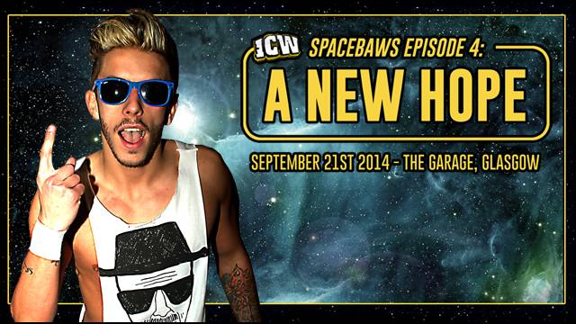 Spacebaws Episode IV - A New Hope -  21st September 2014