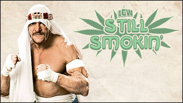 Still Smokin' - 30th March 2014