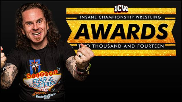 ICW Awards  - 11th December 2014
