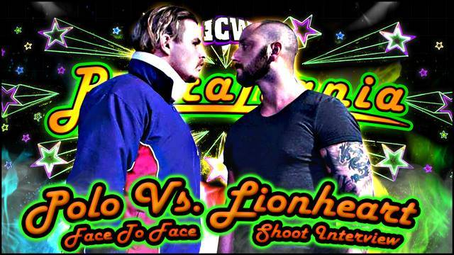 Shoot Interview Face Off - Jackie Polo vs. Lionheart - 25th January 2015