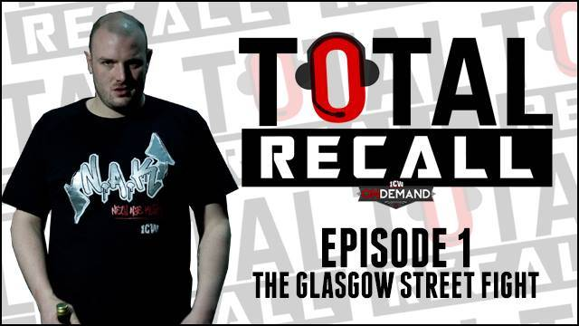 Total Recall -  The Glasgow Street Fight