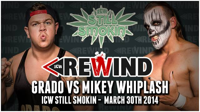 ICW Rewind Episode 2 - Grado Vs Whiplash