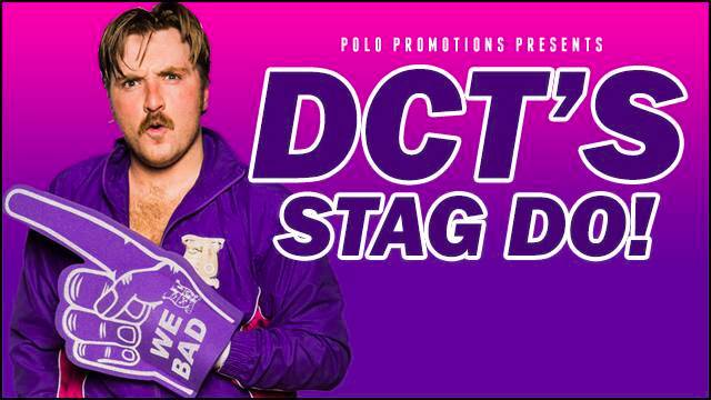 DCT's Stag - 24th July 2015