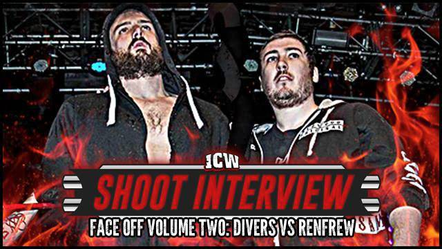 Shoot Interview Face Off: Divers vs. Renfrew - Glasgow - 26th July 2015