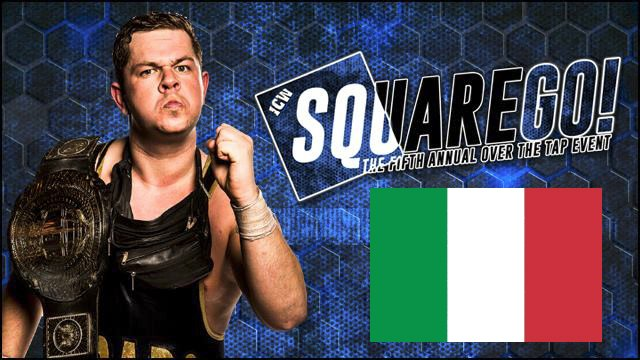 ICW Italia - The 5th Annual Square Go - Glasgow - 24th January 2016