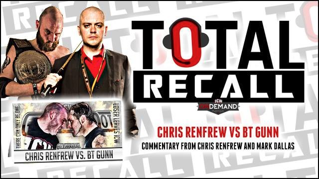 Total Recall -  Mark Dallas & Chris Renfrew