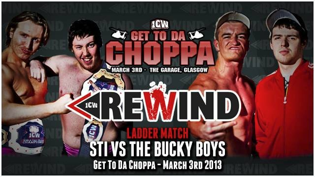 ICW Rewind - STI vs. The Bucky Boys