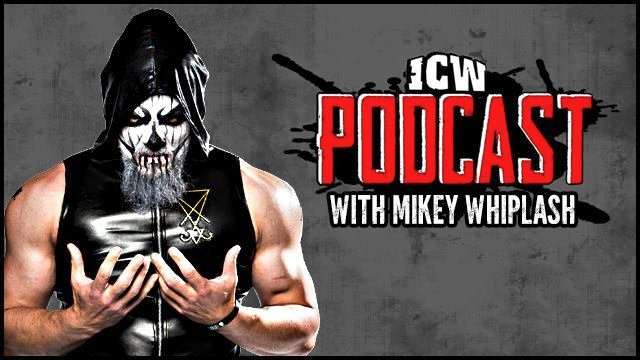 ICW Podcast - Mikey Whiplash - 17th February 2016