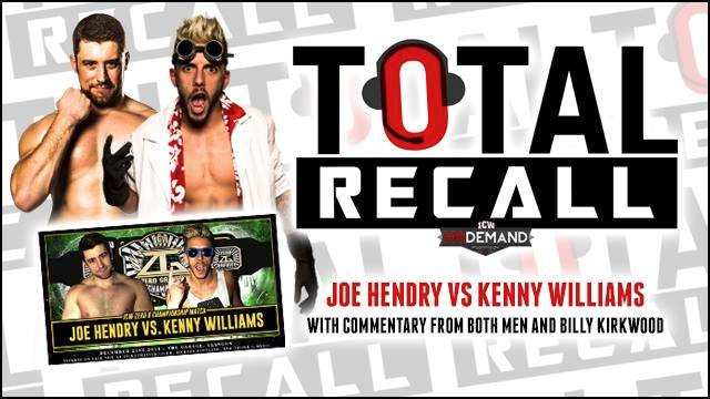 Total Recall - Kenny Williams & Joe Hendry