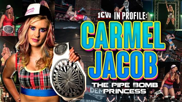 In Profile: Carmel Jacob - Pipebomb Princess