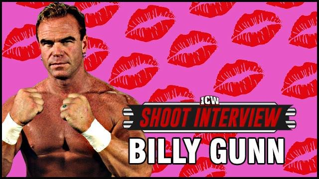 ICW Shoot Interview - Grado Meets Billy Gunn