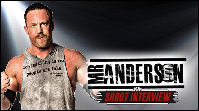 ICW Shoot Interview - Ken Anderson
