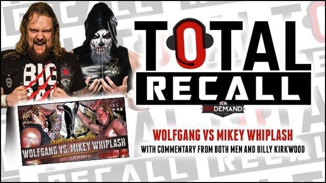 Total Recall - Mikey Whiplash & Wolfgang